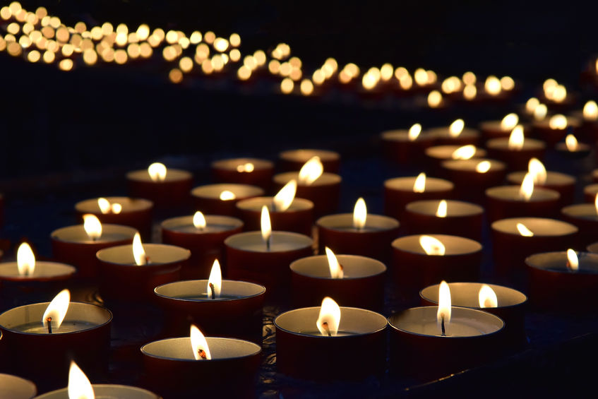 Remembrance for holocaust victims